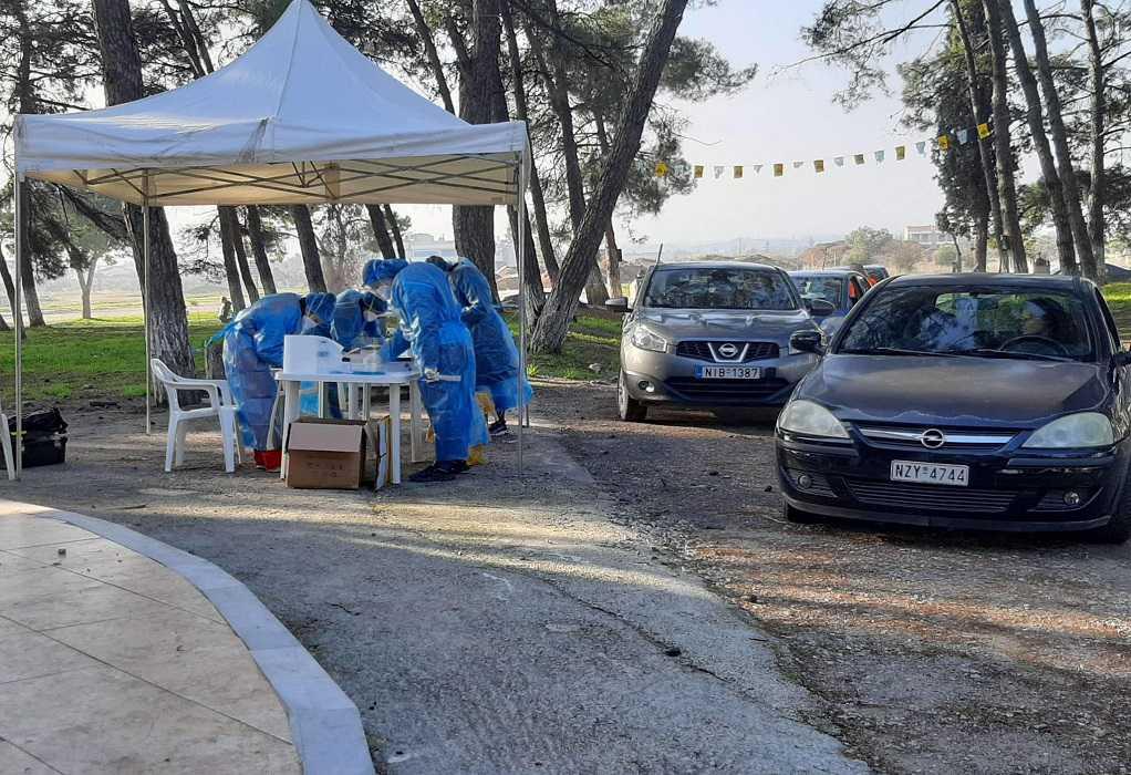 Δήμος Θέρμης: Που θα γίνουν rapid tests την επόμενη εβδομάδα