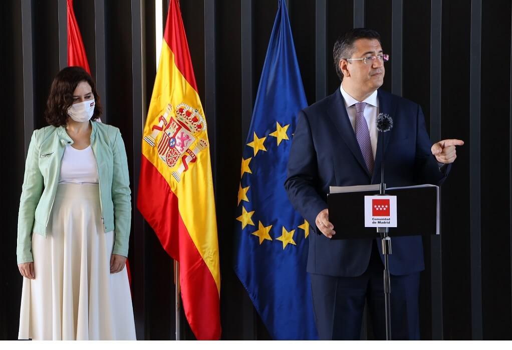 Με το Διεθνές Μετάλλιο της Μαδρίτης βραβεύτηκε ο Απ. Τζιτζικώστας