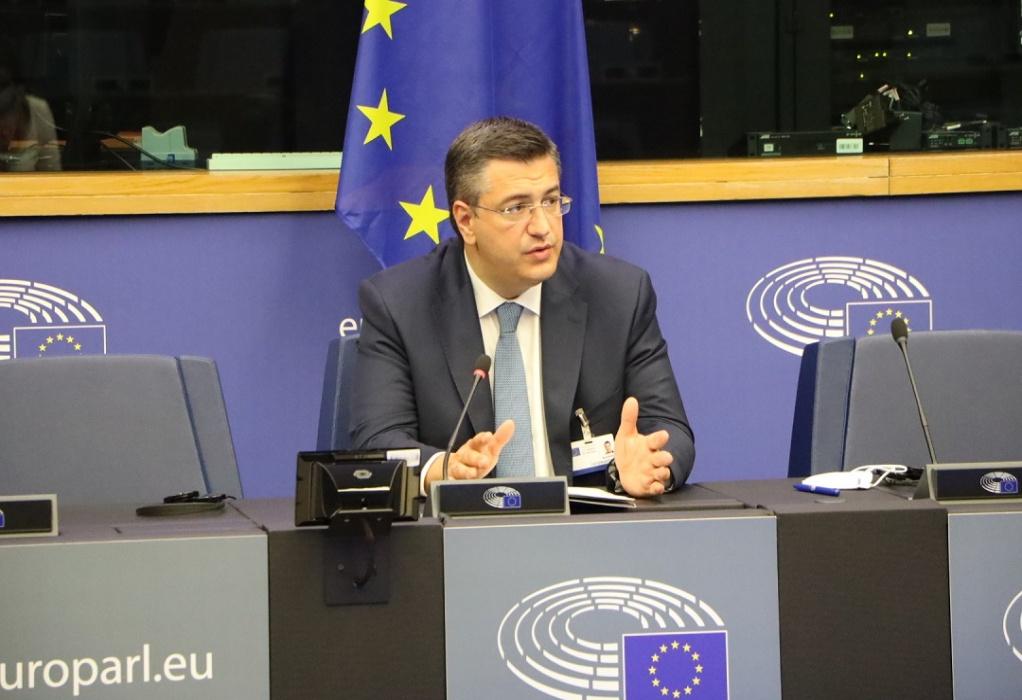 Τζιτζικώστας: Χρειάζεται να φέρουμε κοντά τους πολίτες με την Ευρώπη