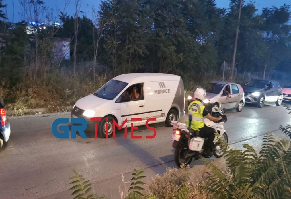 Θεσσαλονίκη: Άνοιξε η Εγνατία Οδός – Ποιοι δρόμοι παραμένουν κλειστοί