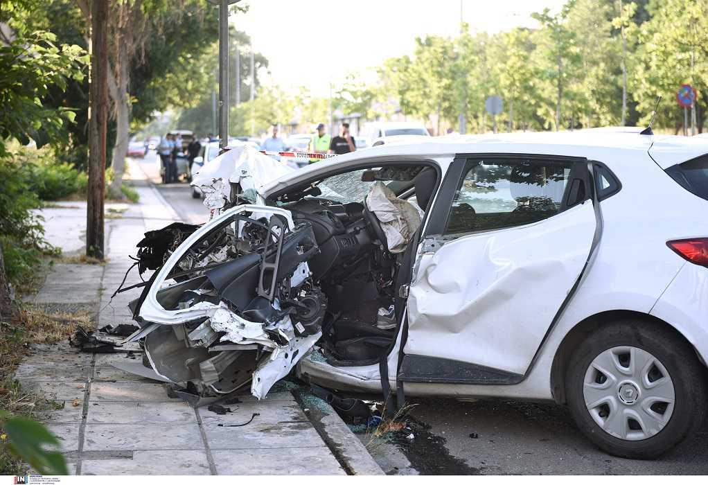 Δυστύχημα στο Κιλκίς: Νεκρός σε τροχαίο 24χρονος -Τρείς τραυματίες