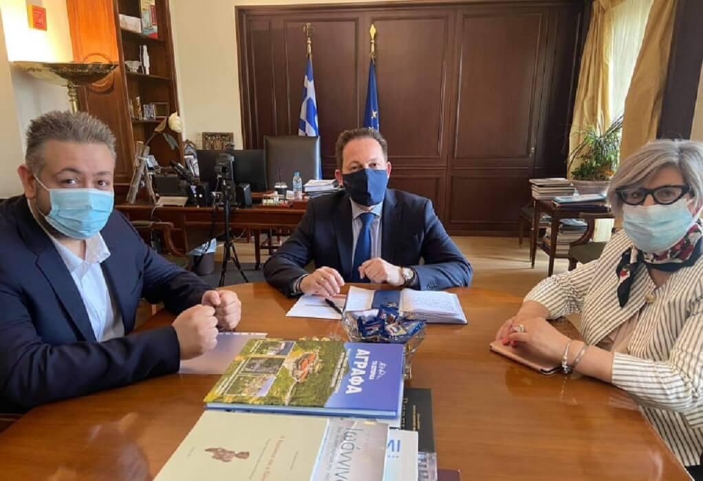 Δήμος Ωραιοκάστρου: Έργα ύψους 23 εκατ. ευρώ για το πρόγραμμα «Αντ. Τρίτσης»