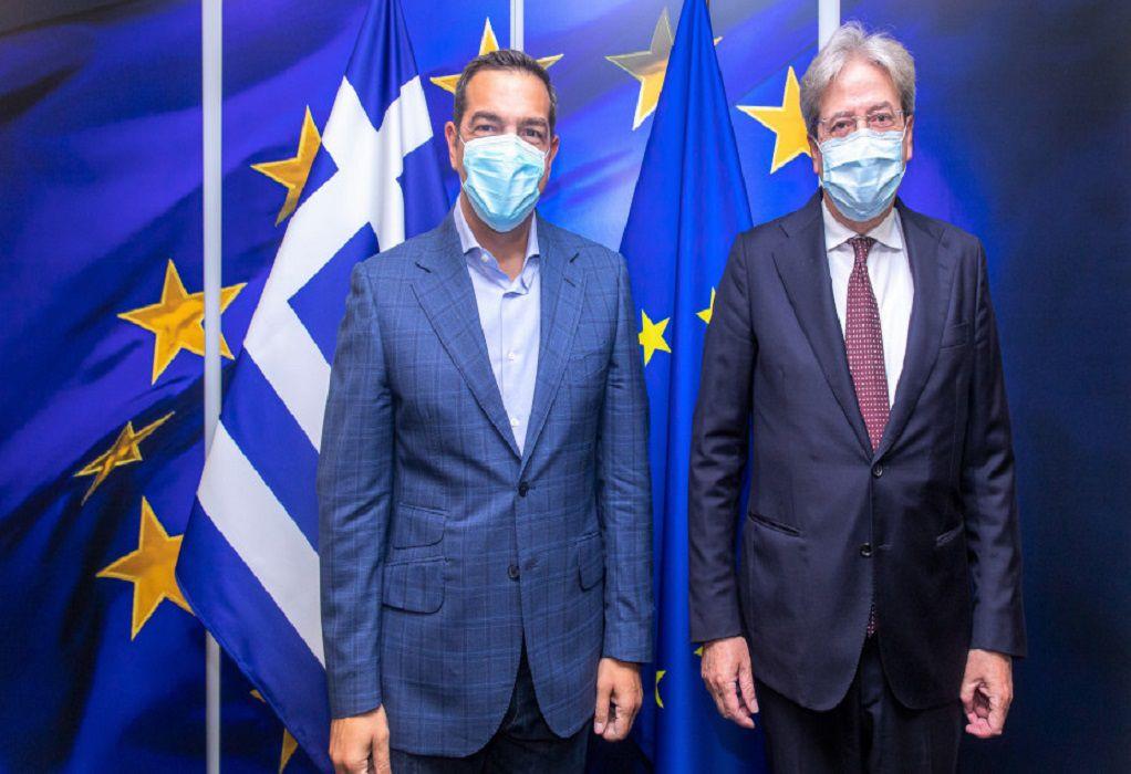 Τσίπρας: Μην αφήσουμε τις συντηρητικές δυνάμεις να μας γυρίσουν πίσω στην Ευρώπη της λιτότητας