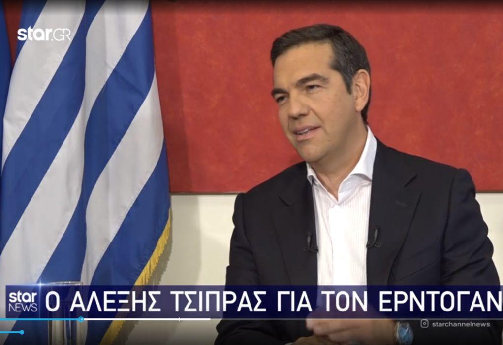 Τσίπρας: Ο πρωθυπουργός δεν αξιοποιεί το θετικό μομέντουμ για να στριμώξει την Τουρκία