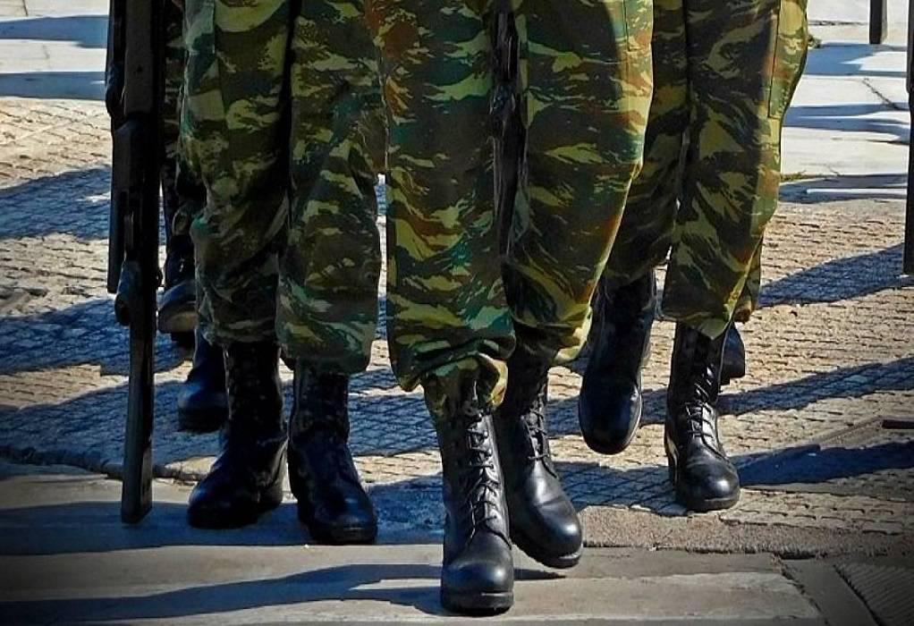 Με υποχρεωτικό μοριακό τεστ οι στρατεύσιμοι που θα καταταγούν το Νοέμβριο