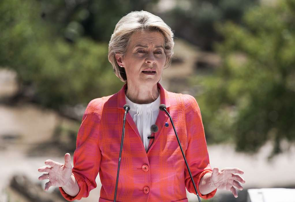 «Ελλάδα 2.0» – Ούρσουλα φον ντερ Λάιεν: Η δική σας επιτυχία είναι επιτυχία της Ευρώπης