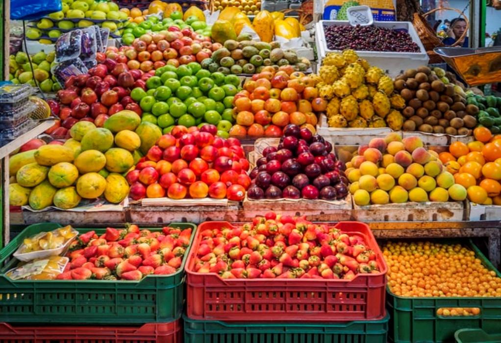 Φρούτα Εποχής – Λαχανικά: Τα πιο «Hot» προϊόντα και οι τιμές τους