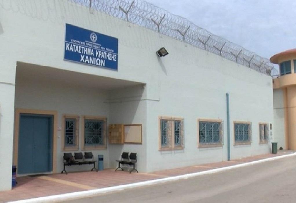 """Φυλακές Χανίων: Γιατί """"ξαναχτύπησε"""" ο δολοφόνος του Σεργιανόπουλου"""