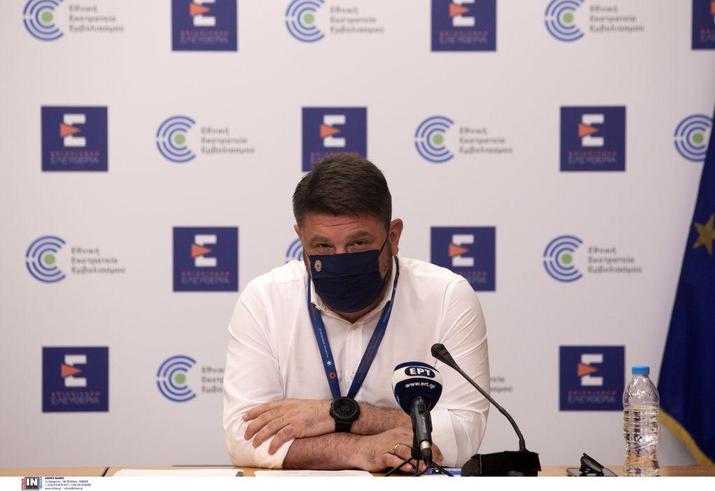 Xαρδαλιάς: Ποια είναι η κατάσταση στα μέτωπα της φωτιάς