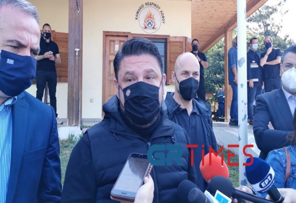 Χαρδαλιάς από Θεσσαλονίκη: Ξεκινά από Δευτέρα ο καθαρισμός του Σέιχ Σου (VIDEO)