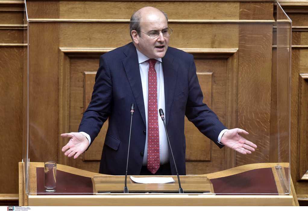 Χατζηδάκης: Ο ΣΥΡΙΖΑ υπερψήφισε περίπου τα μισά άρθρα αυτού του «τρισκατάρατου» ν/σ