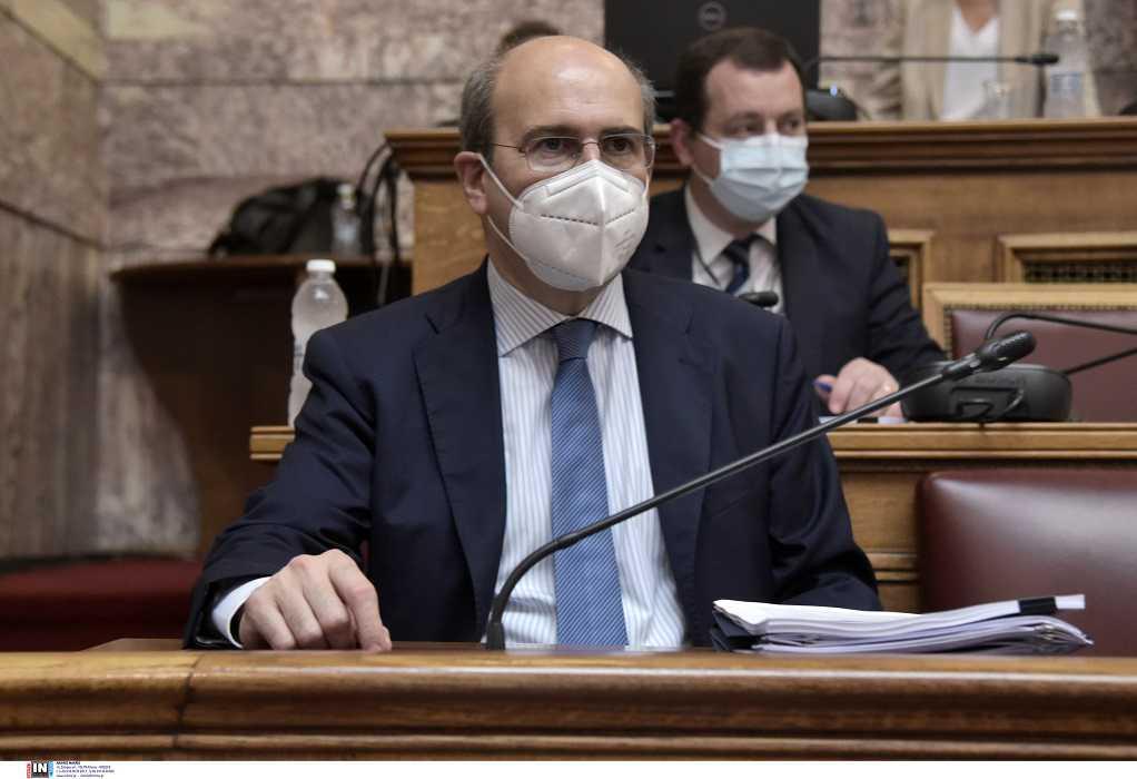 Κ. Χατζηδάκης: Το ν/σ για την Ενίσχυση της Κοινωνικής Προστασίας είναι κοινωνική πολιτική στην πράξη
