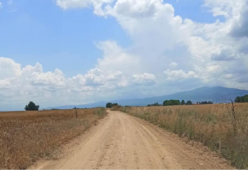 Δ.Λαγκαδά: Ολοκληρώθηκε η αγροτική οδοποιία στην Κοινότητα Χρυσαυγής