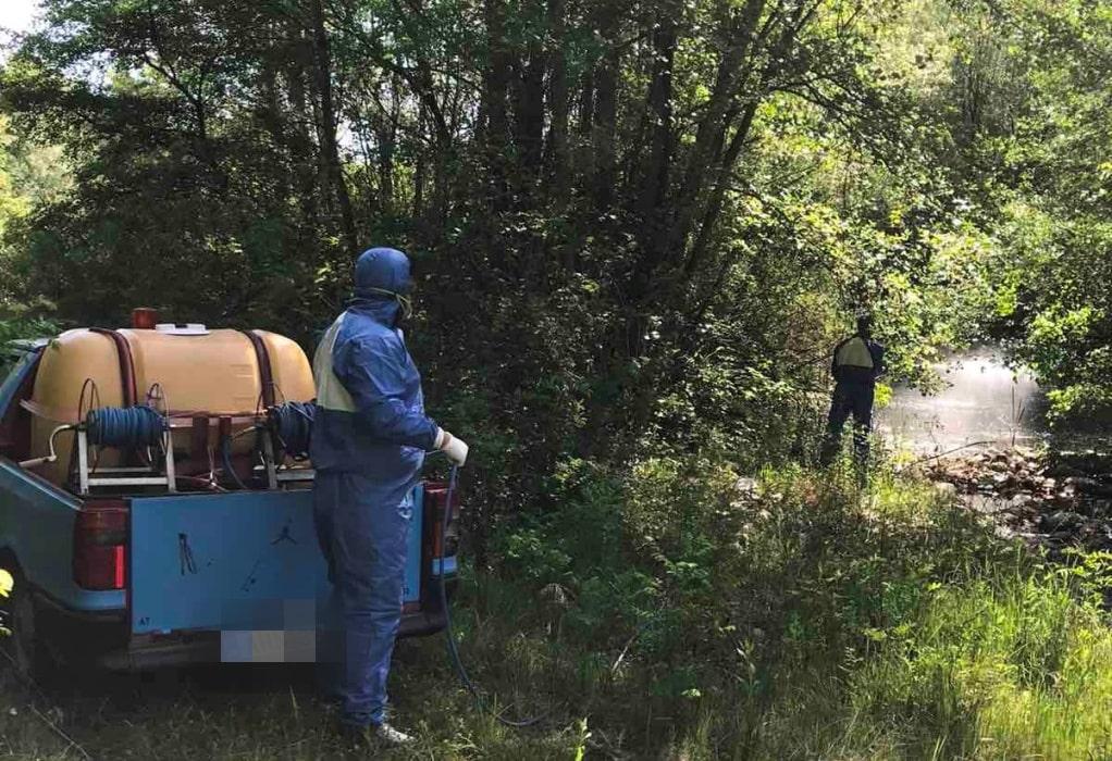 Δήμος Λαγκαδά: Εβδομαδιαίο Πρόγραμμα Καταπολέμησης Κουνουπιών