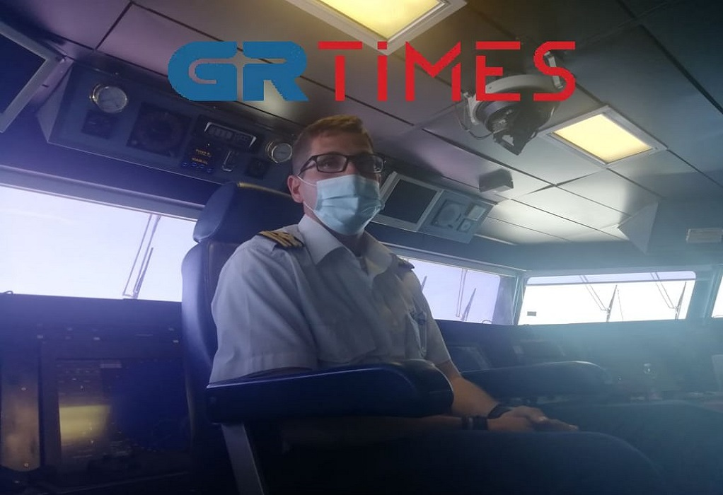 Ο ύπαρχος του Super Runner Jet στο GRTimes (ΦΩΤΟ-VIDEO)