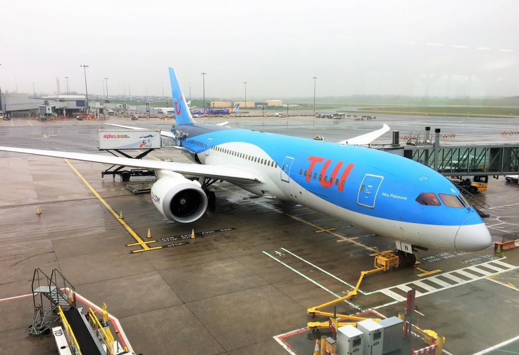 TUI: Ακύρωση πτήσεων προς Ελλάδα ανακοίνωσε η εταιρεία