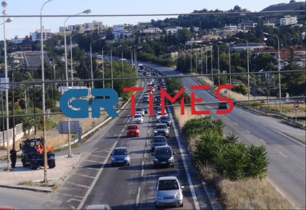 Αυξημένη η κίνηση στην επιστροφή από Χαλκιδική (ΦΩΤΟ-VIDEO)