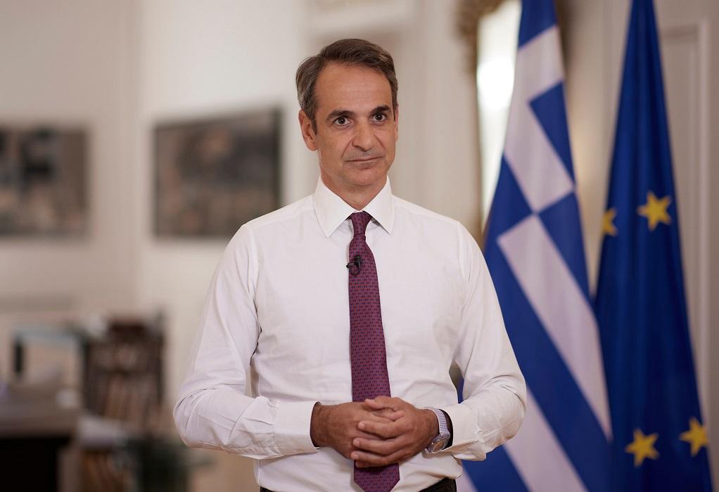 Μητσοτάκης για τις προκλήσεις Ερντογάν: Απαράδεκτες οι θέσεις της Τουρκίας για το Κυπριακό