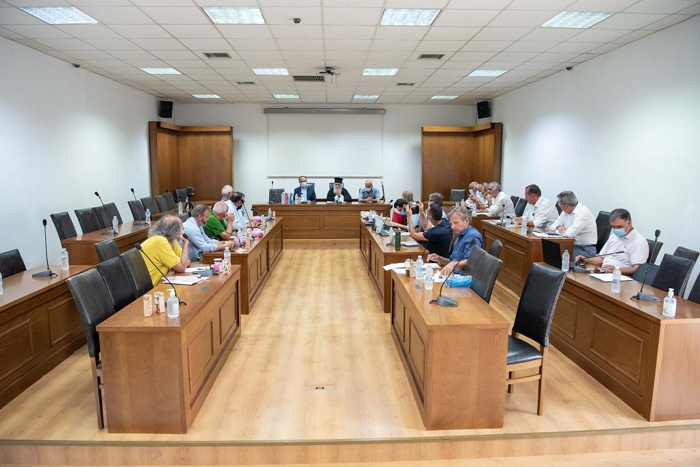 Στη Σίνδο η συνεδρίαση του διοικητικού συμβουλίου της ΕΔΕΥΑ