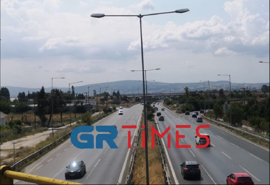Τώρα: Ομαλή η έξοδος για Χαλκιδική (VIDEO)
