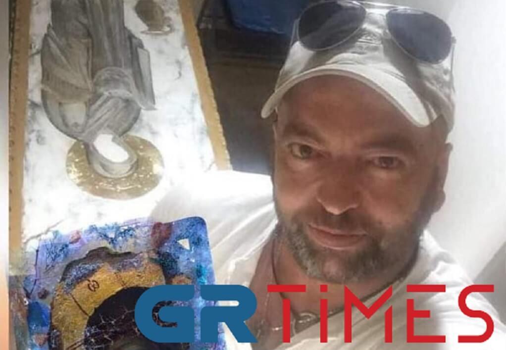 Ο πρώην αστυνομικός των ειδικών δυνάμεωνπου έγινε αγιογράφος (ΦΩΤΟ)