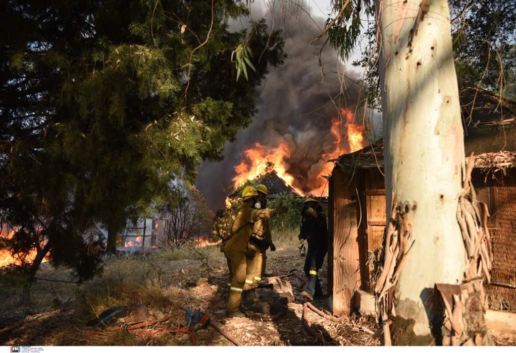 Κυβερνητικό κλιμάκιο αύριο στην Αχαΐα για αυτοψία μετά τις φωτιές