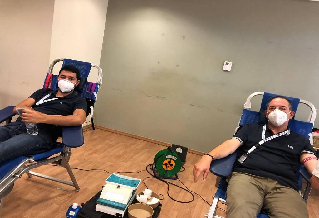 Όμιλος «Σαμαράς & Συνεργάτες»: 2η Εθελοντική Αιμοδοσία για την Τράπεζα Αίματος