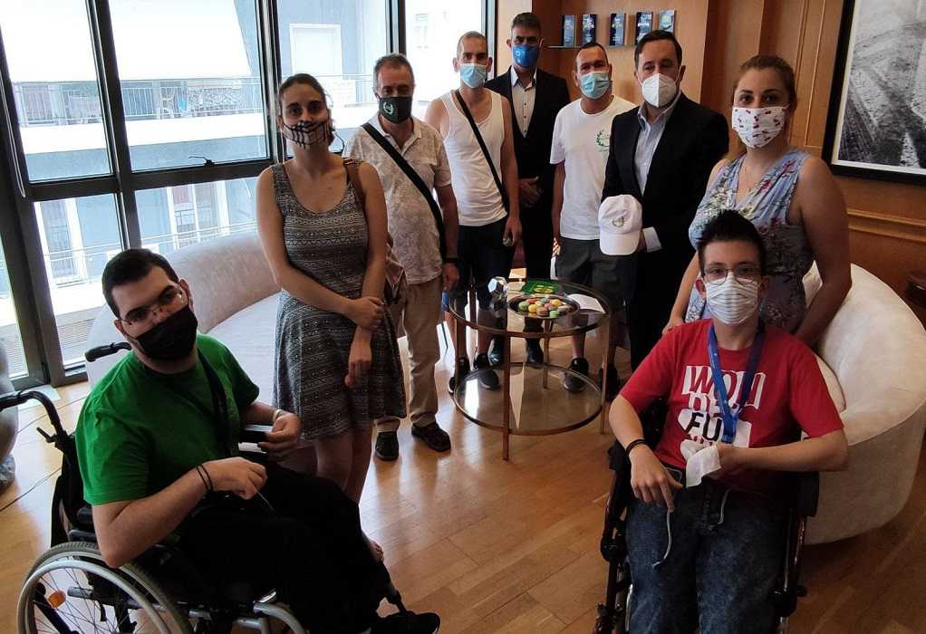 ΚΟΤΙΝΟΣ: Η dream team στον δήμαρχο Αλεξανδρούπολης