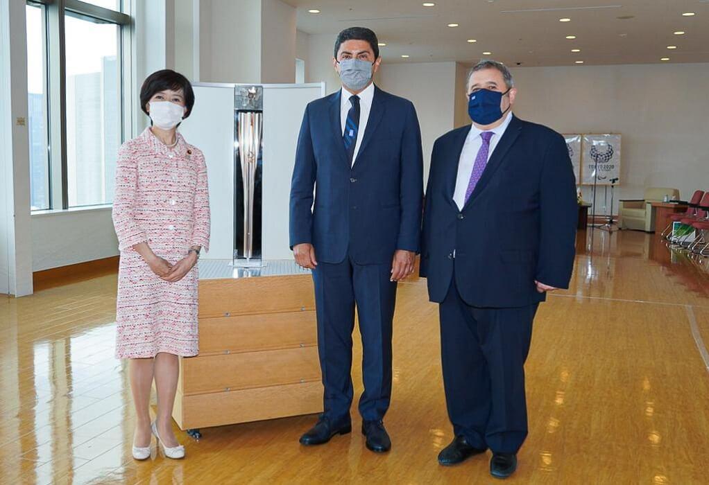 Ολυμπιακοί Αγώνες: Οι επίσημες συναντήσεις του Λευτέρη Αυγενάκη στο Τόκιο