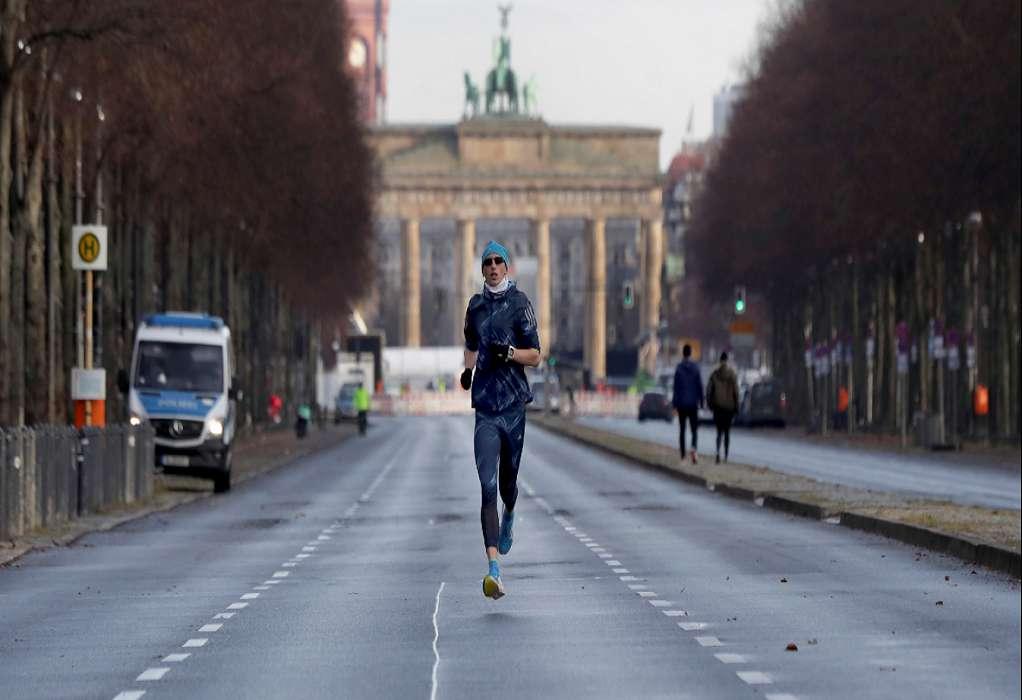 Γερμανία-Covid-19: Τρεις θάνατοι και 1.292 κρούσματα σε 24 ώρες