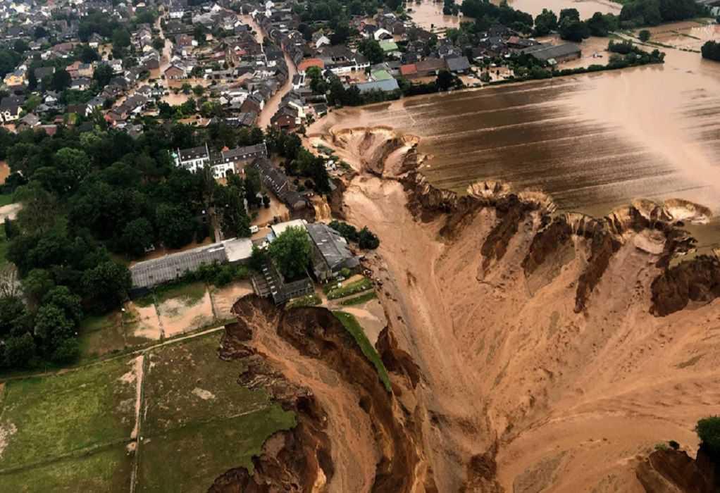 Φονικές πλημμύρες στη Γερμανία: Στους 103 οι νεκροί