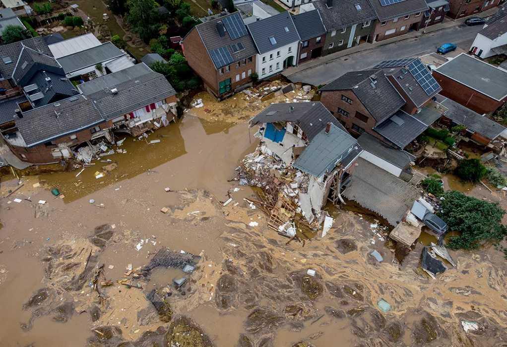 Γερμανία-πλημμύρες: Εντοπίστηκαν δεκάδες αγνοούμενοι