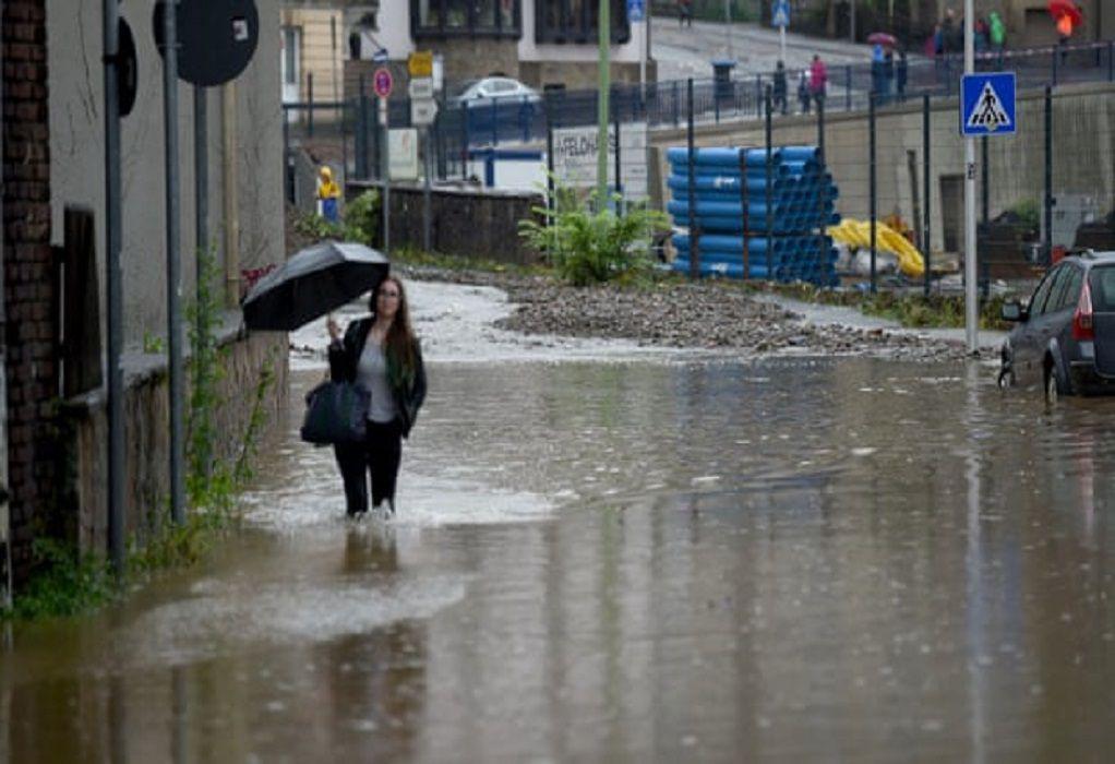 Τραγωδία στη Γερμανία: 81 νεκροί, 1.300 αγνοούμενοι από τις πλημμύρες