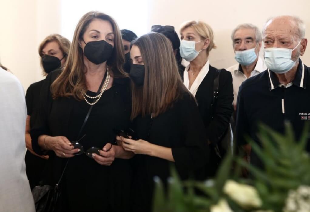 Η διευκρίνιση της Γκερέκου για τα έξοδα κηδείας του Βοσκόπουλου