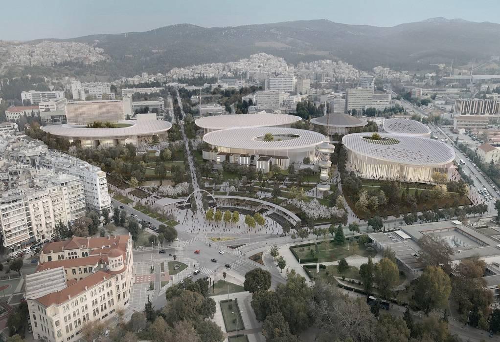 Ανάπλαση ΔΕΘ: Ποιος είναι ο νικητής του Διεθνούς Αρχιτεκτονικού Διαγωνισμού