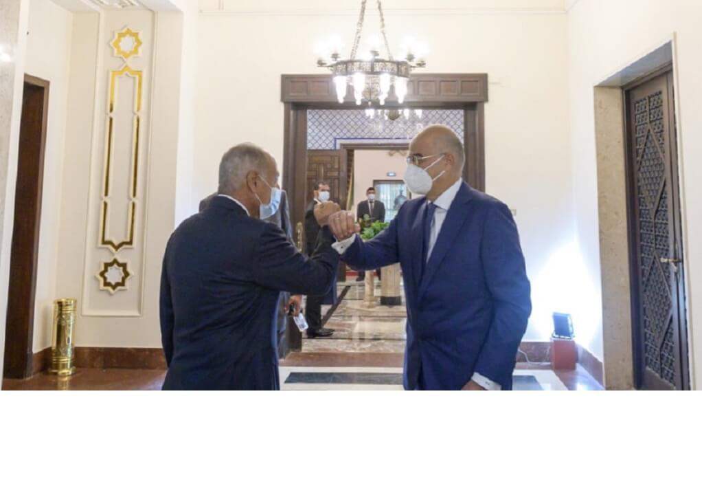 Δένδιας από Κάιρο: Μνημόνιο συνεργασίας Ελλάδας – Αραβικού Συνδέσμου