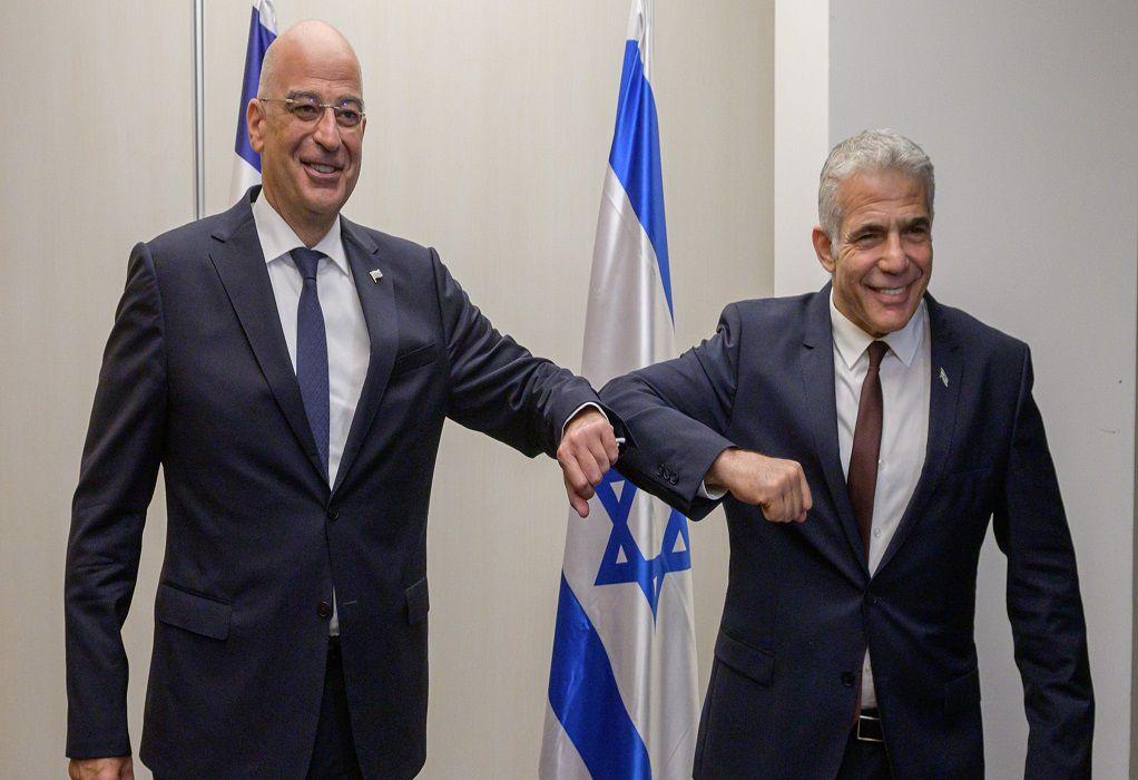 Ισραηλινός ΥΠΕΞ: Ισχυρές και γερές οι σχέσεις με την Ελλάδα