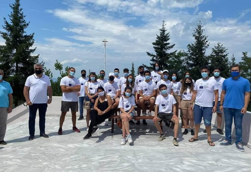Δήμος Αριστοτέλη: Ευρωπαϊκά προγράμματα εκπαίδευσης και εθελοντισμού