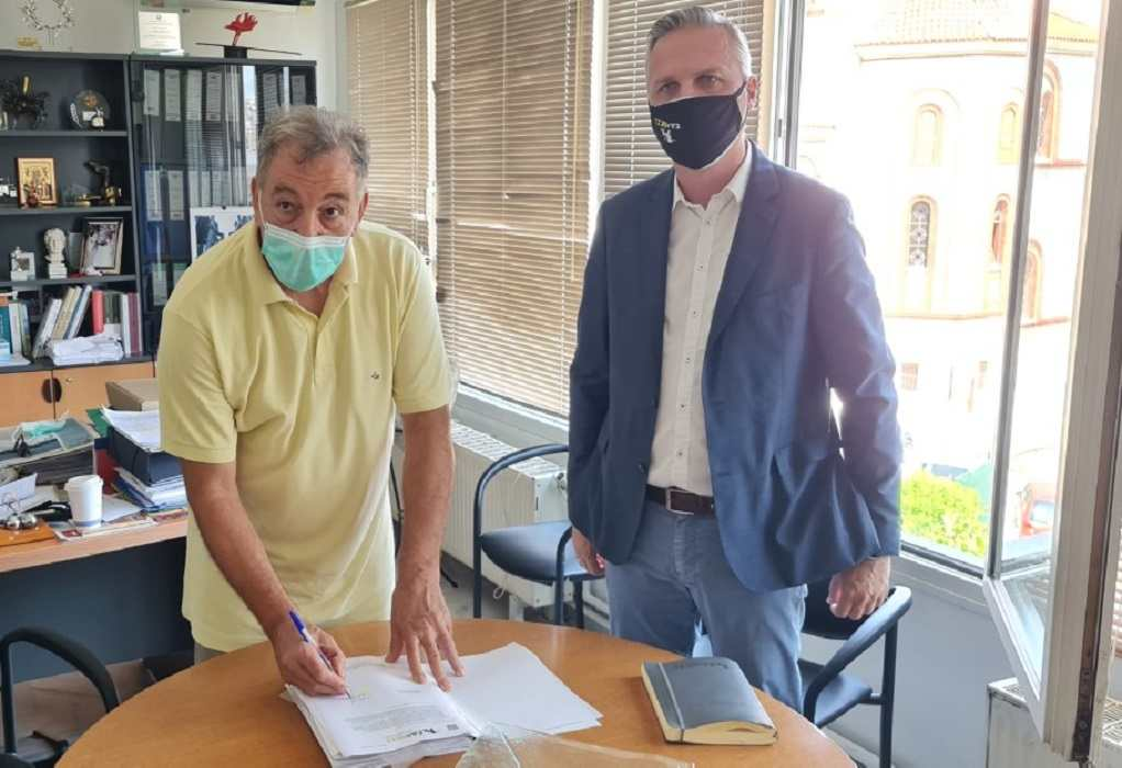 Δήμος Θέρμης: Μεγάλη ανταπόκριση για σύνδεση με το δίκτυο φυσικού αερίου