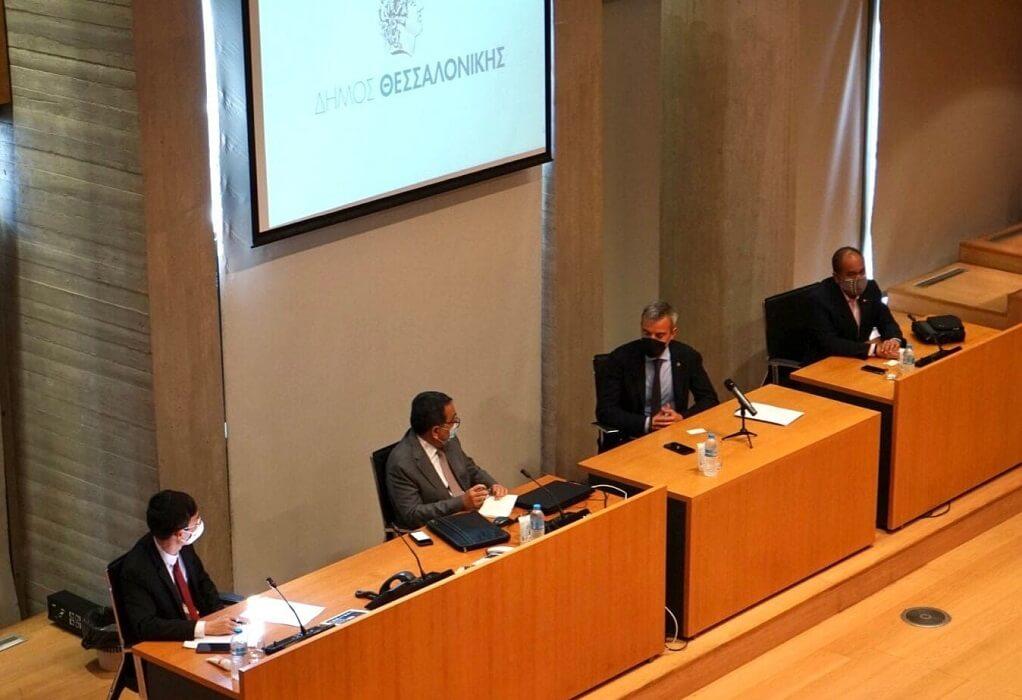 Συνάντηση του Κ. Ζέρβα με την Επιτροπή Χωρών της Νοτιοανατολικής Ασίας