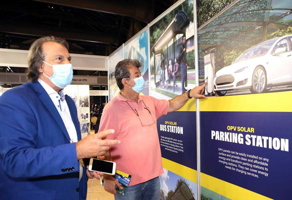 Ο Δήμος Νεάπολης Συκεών αξιοποιεί τα προϊόντα νανοτεχνολογίας