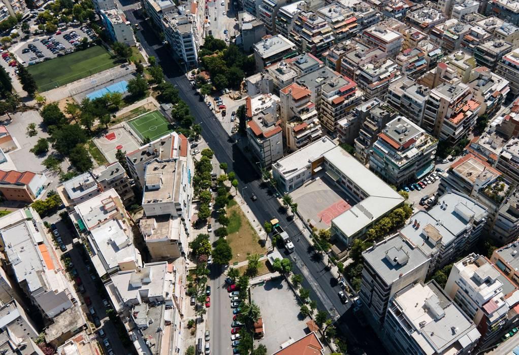 Δ. Θεσσαλονίκης: Αναβαθμίζεται η οδός Δελφών
