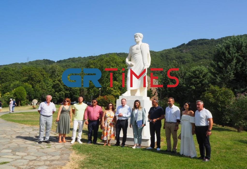Δήμος Αριστοτέλη: Σε εξέλιξη το 2ο φόρουμ Διαβαλκανικής Συνεργασίας (ΦΩΤΟ+ VIDEO)