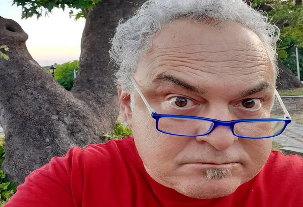 Ο Διογένης Δασκάλου για την «Comedia al dente» (ΗΧΗΤΙΚΟ)