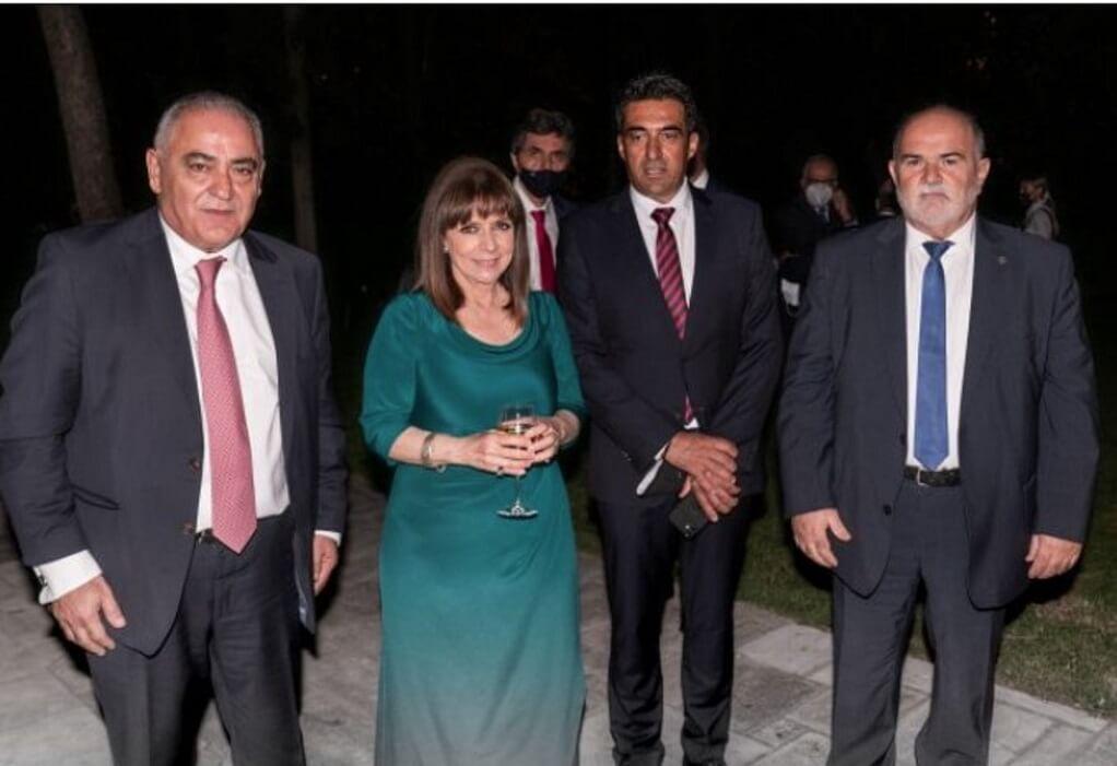 Με σεμνή τελετή ο εορτασμός της αποκατάστασης της Δημοκρατίας – Συμμετείχε το ΕΕΑ