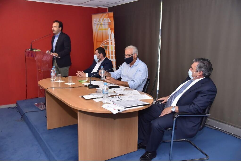 ΕΕΤΑΑ: Νέο Διοικητικό Συμβούλιο-Πρόεδρος εξελέγη ο Δημήτρης  Μαραβέλιας
