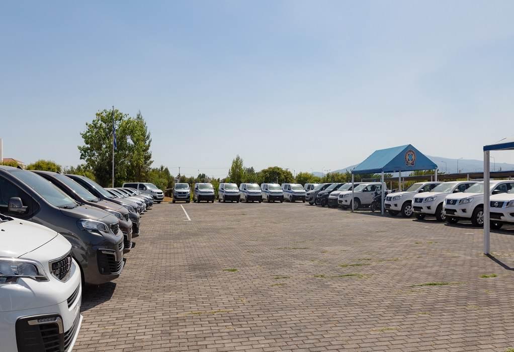 ΕΛΑΣ: 28 νέα οχήματα προστέθηκαν στο στόλο