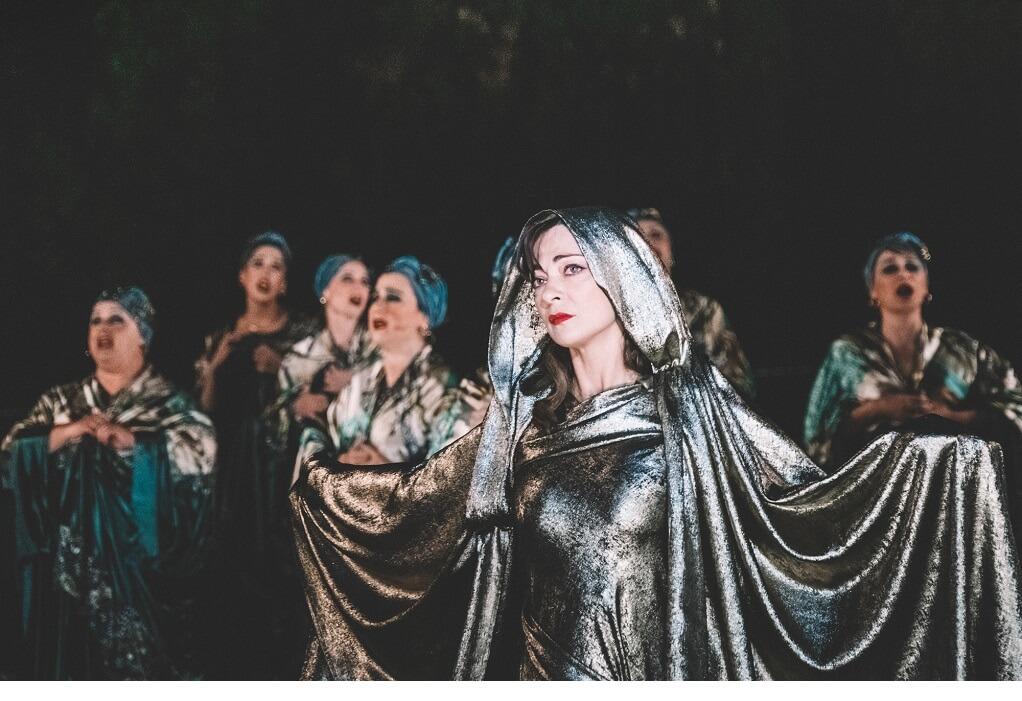 ΚΘΒΕ:Ελένη του Ευριπίδη στο αρχαίο θέατρο Επιδαύρου