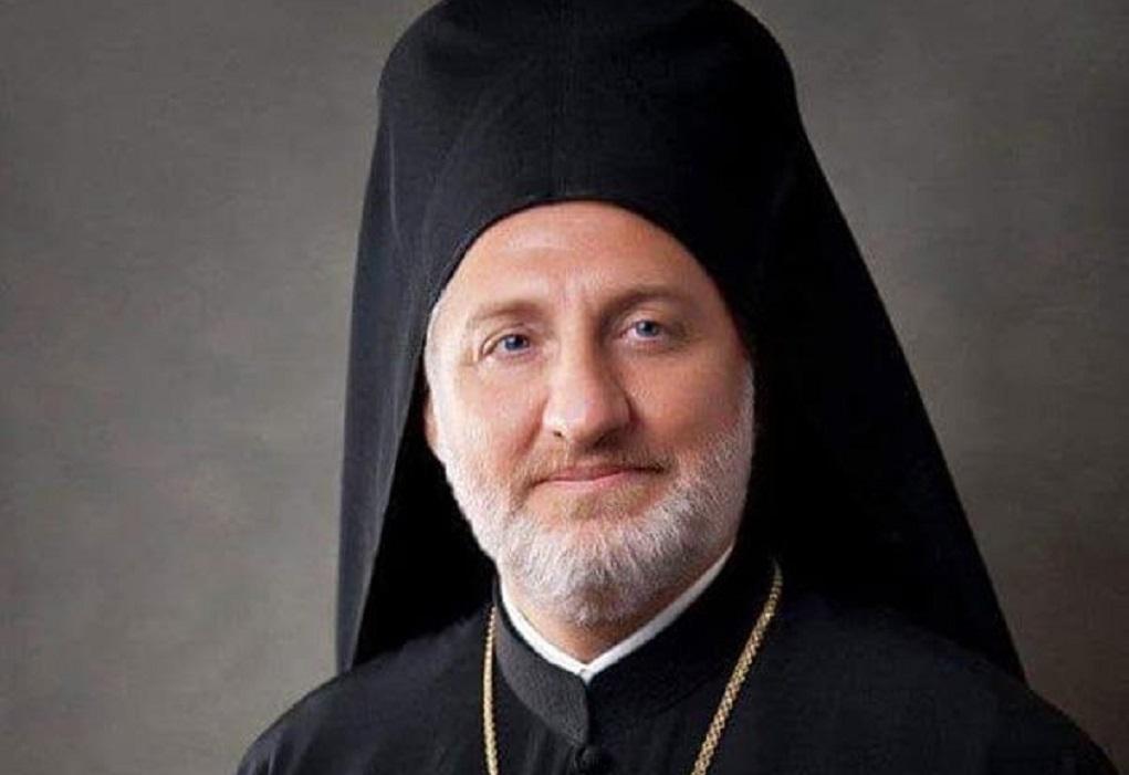 Μια σελίδα την ημέρα για τον Σεβασμιώτατο Αρχιεπίσκοπο Αμερικής Ελπιδοφόρο