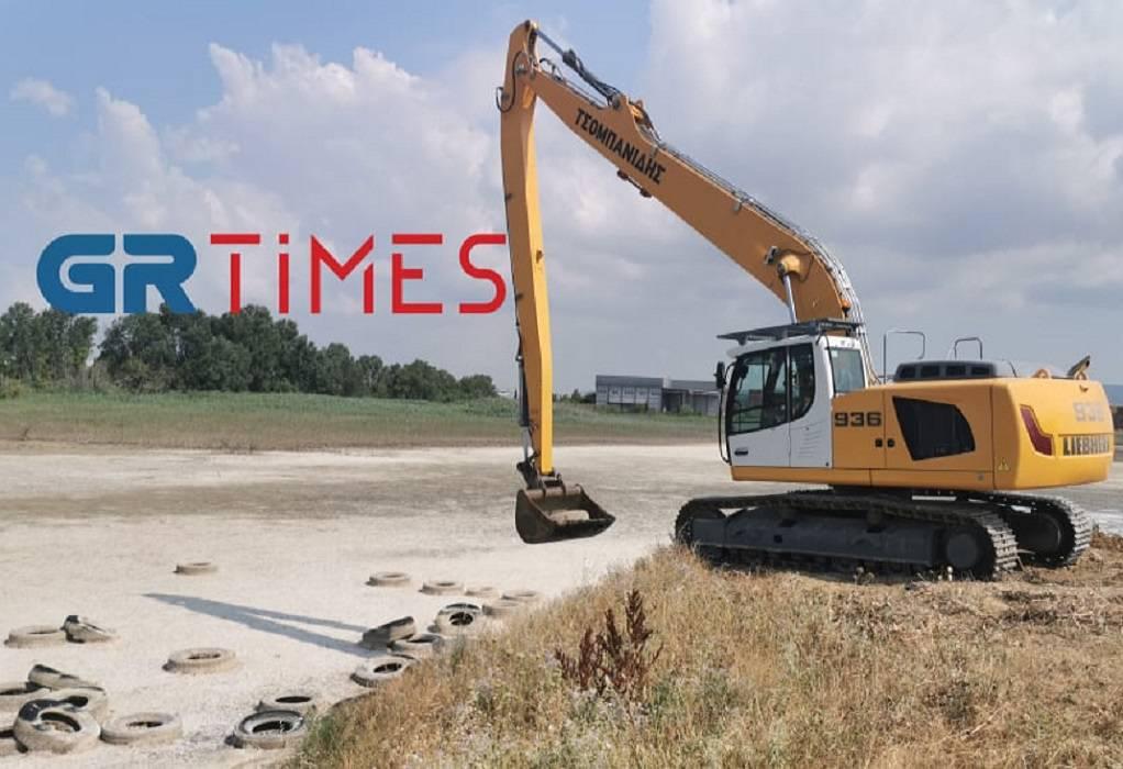 Θεσσαλονίκη: Ξεκίνησε ο καθαρισμός του δυτικού παράκτιου μετώπου – Πότε ολοκληρώνεται (ΦΩΤΟ-VIDEO)